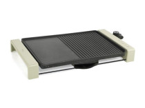 DELIMANO PERLA ELECTRIC TABLE GRILL AND GRIDDLE